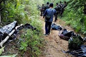 Philippines vô tình sát hại 6 cảnh sát vì nhầm là phiến quân