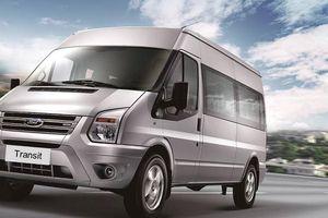 Ford Transit được sản xuất từ 2015 bị triệu hồi để sửa lỗi