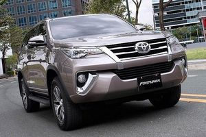 Thuế NK về 0%, giá Toyota Fortuner không những không giảm mà còn tăng