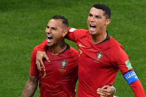 Hòa Iran, Bồ Đào Nha mất ngôi đầu bảng, chuẩn bị đấu Uruguay