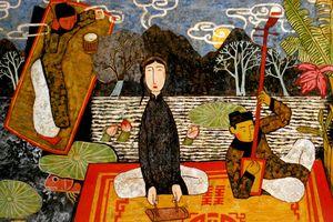 Đêm đi hát Ả đào độc nhất vô nhị khiến người thiên cổ cũng nhỏm dậy