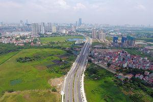 Hà Nội nói gì về việc đổi hàng trăm ha đất lấy 5 con đường?