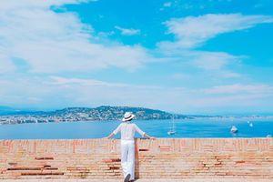 Khoảnh khắc du ngoạn trời Âu lãng mạn của Ngô Thanh Vân