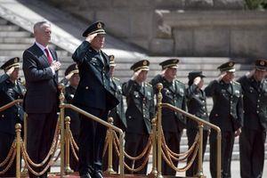 Bộ trưởng Quốc phòng Mỹ-Trung sẽ thảo luận về vấn đề Biển Đông