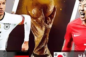 Nhận định, dự đoán kết quả Đức vs Hàn Quốc (21h00 ngày 27.6): Cơn thịnh nộ của nhà vua