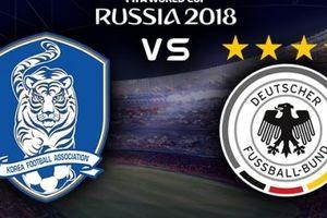 21h00 ngày 27/06, Hàn Quốc vs Đức: Qua cơn bĩ cực, đến hồi thái lai