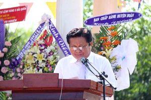 Chủ tịch huyện Phú Quốc chính thức được cho thôi chức