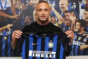 Radja Nainggolan chính thức ra mắt Inter Milan