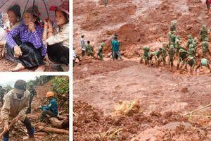 Lũ kinh hoàng ở miền Bắc khiến hàng chục người thiệt mạng: 'Lặn ngụp' dưới bùn tìm nạn nhân mất tích
