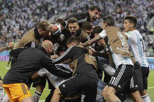 Toàn cảnh chiến thắng nghẹt thở của đội tuyển Argentina qua ảnh