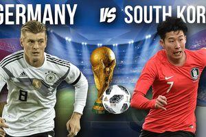 Dự đoán kết quả trận Hàn Quốc vs Đức tối nay của lạc đà Shaheen