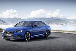 Audi A4 mới - Đối thủ của Mercedes-Benz C-Class chính thức lộ diện