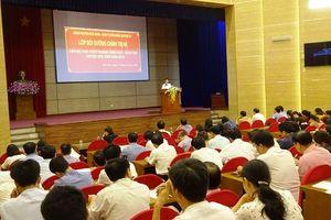 Sóc Sơn tổ chức Lớp Bồi dưỡng chính trị Hè cho cán bộ quản lý giáo dục