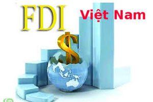 Vốn đầu tư nước ngoài vào Việt Nam trong 6 tháng đầu năm 2018 tăng 5,7%