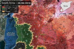 'Hổ Syria' giải phóng liên tiếp 2 thị trấn, lực lượng nổi dậy tuyên bố bắn hạ máy bay Syria