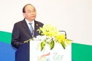 Thủ tướng mời gọi các dự án bảo vệ môi trường đến Việt Nam