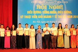 Công đoàn ngành Y tế Việt Nam: Để nữ đoàn viên tròn cả 3 vai