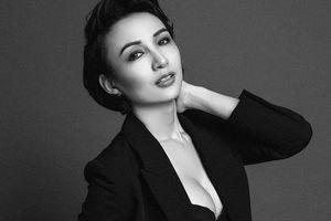 Hoa hậu Ngọc Diễm gây bất ngờ với mái tóc ngắn sexy