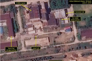 Triều Tiên nâng cấp nhanh cơ sở hạt nhân