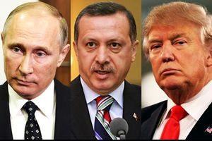 Chiến thắng ông Erdogan: 'Nguội lạnh' của Mỹ giữa 'nồng nhiệt' từ phía Nga