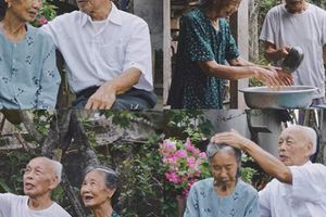Dân mạng dậy sóng với 'tình yêu ngát xanh' của cặp đôi U90