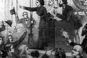 Người phụ nữ đầu tiên chạy đua vào Nhà Trắng (Kỳ cuối): Đi trước thời đại