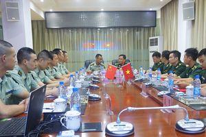 Hoạt động giao lưu chính trị trên tuyến biên giới Hà Giang-Vân Nam sẽ được nhân rộng