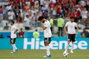 Ai Cập điều tra thất bại của đội tuyển tại World Cup 2018