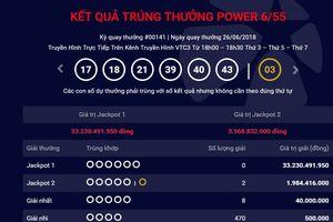 Jackpot 2 tiếp tục có chủ nhân: Trúng Vietlott chưa bao giờ dễ thế