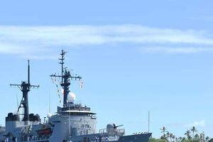 Tàu chiến nườm nượp kéo tới tập trận ven Thái Bình Dương RIMPAC