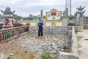Giải quyết tranh chấp ở Gia Tường (Nho Quan, Ninh Bình): Không nên để chuyện bé 'xé' ra to