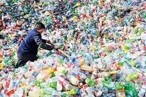 Mối lo Trung Quốc cấm nhập rác thải nhựa