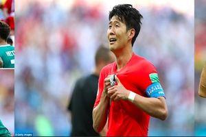 Nước mắt quả cảm của những chiến binh Hàn Quốc khi đánh bại nhà đương kim vô địch