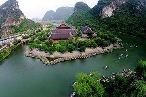 Chủ tịch UBND tỉnh Ninh Bình Đinh Văn Điến: Đẩy mạnh liên kết phát triển du lịch Hà Nội - Ninh Bình