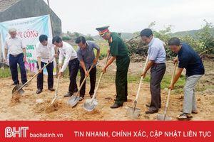 Đầu tư 150 triệu đồng xây dựng nhà thờ liệt sĩ Lê Sỹ Thuận