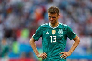 Báo chí thế giới đồng loạt chỉ trích thất bại của đội tuyển Đức