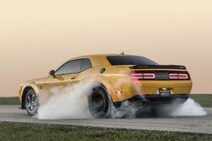 Xe độ 'cơ bắp' Dodge Challenger SRT Demon mạnh nhất thế giới