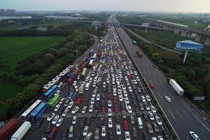 Trung Quốc thực hiện hàng loạt dự án giao thông lớn