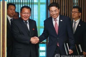 Hàn Quốc và Triều Tiên đàm phán hợp tác đường bộ