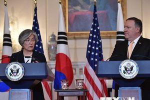Ngoại trưởng Mỹ, Hàn Quốc nhất trí duy trì sức ép với Triều Tiên