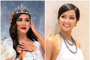 Vừa lộ diện, đối thủ Australia của H'Hen Niê tại Miss Universe 2018 đã bị soi điểm xấu không thể phẫu thuật