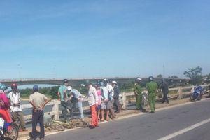 Tìm thấy thi thể nam thanh niên nhảy cầu tự tử ở Quảng Nam