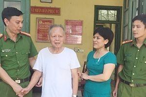 Giúp đỡ cụ già 80 tuổi bị lạc trong đêm về với gia đình