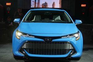 Chiêm ngưỡng vẻ đẹp khác biệt so với phiên bản cũ của dòng xe Toyota Corolla 2019
