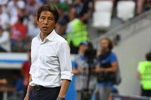 Tin nhanh World Cup: HLV tuyển Nhật giải thích lý do 'đá ma' câu giờ