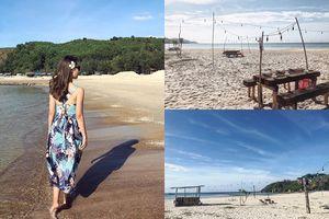 Mê mẩn biển Lộc Bình hoang sơ và tuyệt đẹp ở Huế
