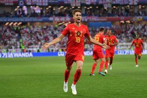 Anh 0-1 Bỉ: 'Quỷ đỏ' phô diễn sức mạnh!
