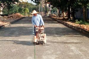 Nghiên cứu đánh giá hiện tượng nứt trên mặt lớp móng đường sử dụng cấp phối đất đá thải mỏ than Quảng Ninh gia cố xi măng và giải pháp khắc phục