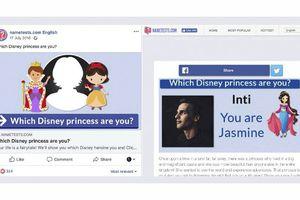 Thêm một ứng dụng quiz trên Facebook làm lộ dữ liệu của 120 triệu người dùng