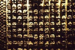 Thêm phát hiện sốc về tháp đầu lâu bí ẩn của bộ tộc ăn thịt người Aztec